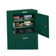 Stack-On Pistol/Ammo/Security Cabinet GCG-900 with Key Lock