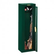 Stack-On 8 Gun Ready to Assemble Key Lock Security Cabinet GCG-8RTA