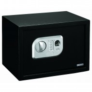 Stack-On PS-10-B-DS Biometric Personal Safe with Adjustable Shelf