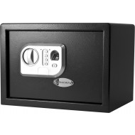 Barska AX11644 Compact Biometric and Keypad Pistol Safe