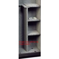 Gardall GF/HGF 3 Shelf All Purpose Interiors