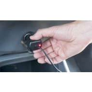 Plug your Safe into your Car or RV