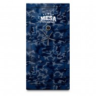 MBF7236E-CAM Navy Camo with Chrome Trim