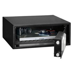 Stack-On PS-7-B-DS Biometric Gun Safe w/ Key Override