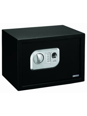 Stack-On PS-10-B-DS 32 Print Biometric Safe with Adjustable Shelf